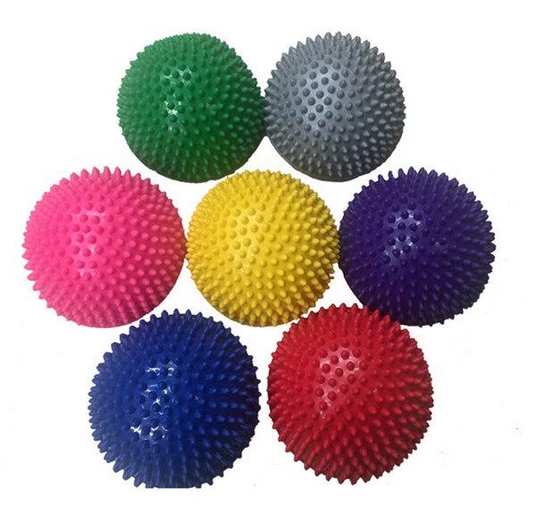 @1  10 шт. Йога Половина мяча Физкультурно-оздоровительный прибор Упражнения баланс Шариковый массаж мас ①
