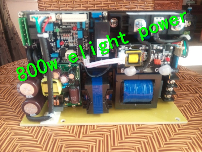 800w no drop energy ipl elight power source bank