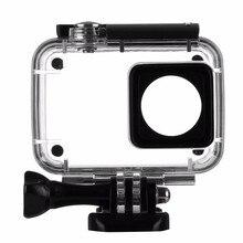 Дайвинг Водонепроницаемый чехол для Xiaomi Yi 4 К 2 II экшн-камеры xiaoyi случае 4 К Yi аксессуары