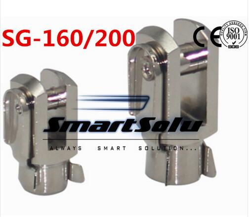 Free Shipping 5pcs/lots SG-160/200 ISO6431 cylinder attachment, Y type joint, U joints, Y free shipping 5pcs lots sg 160 200 iso6431 cylinder attachment y type joint u joints y