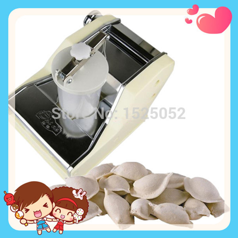 Hot selling dumpling making machine for home Free shipping to Asia