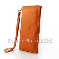 ретро чехол общий кожа портмоне мешок роскошь чехол для смартфон HTC z560e один с