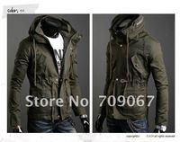бесплатная доставка новое поступление модные пальто стиральная верхняя одежда тонкий-подходят сексуальное хлопок куртки