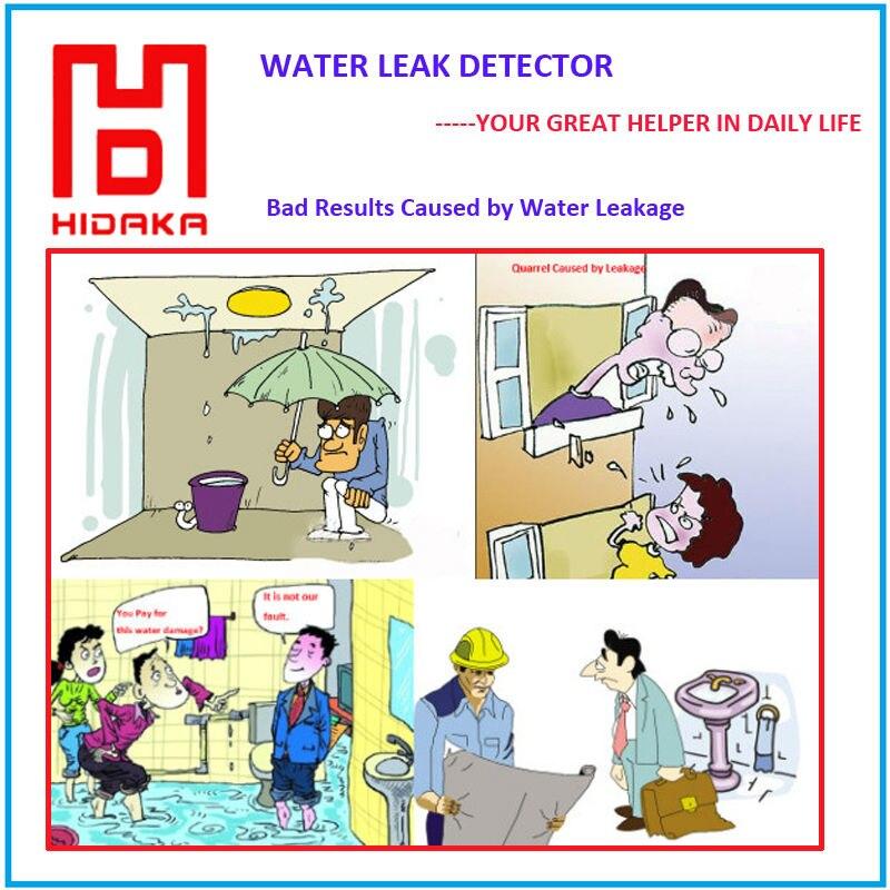 vazamento de água com desligamento automático bsp