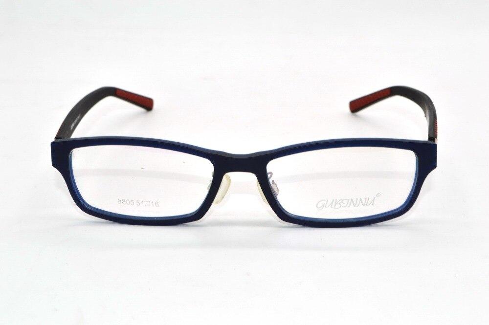 ultralight superelastic tr90 sports men women glasses frames custom made prescription nearsighted glasses photochromic 1