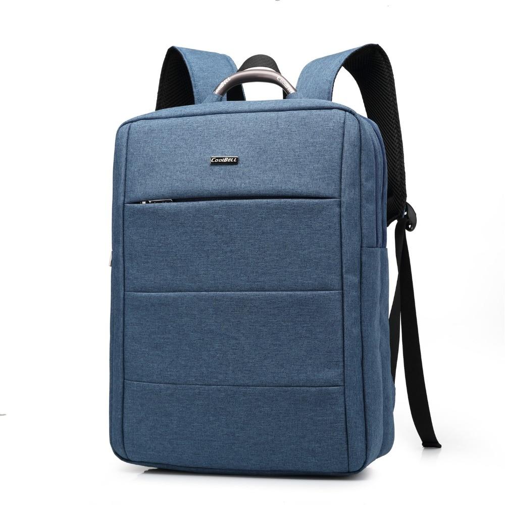 xskn 15 6 inch laptop backpack knapsack rucksack unisex travel business school bag for macbook. Black Bedroom Furniture Sets. Home Design Ideas