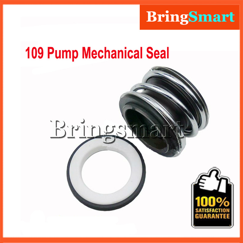 109 Series Mechanical Pumps Oil Seal 109-12 Pump Oil Seal Pump Accessories Water Seal free shipping 103 10 household booster pump mechanical seal oil seal water seal pump accessories