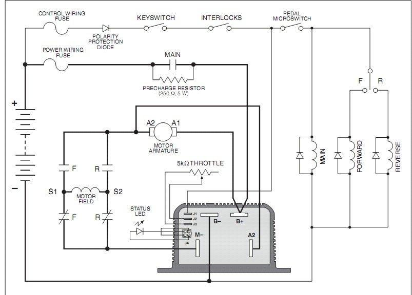 curtis battery meter wiring diagram