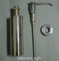 1 шт. кухня умывальник нержавеющая сталь мыло и дозатор
