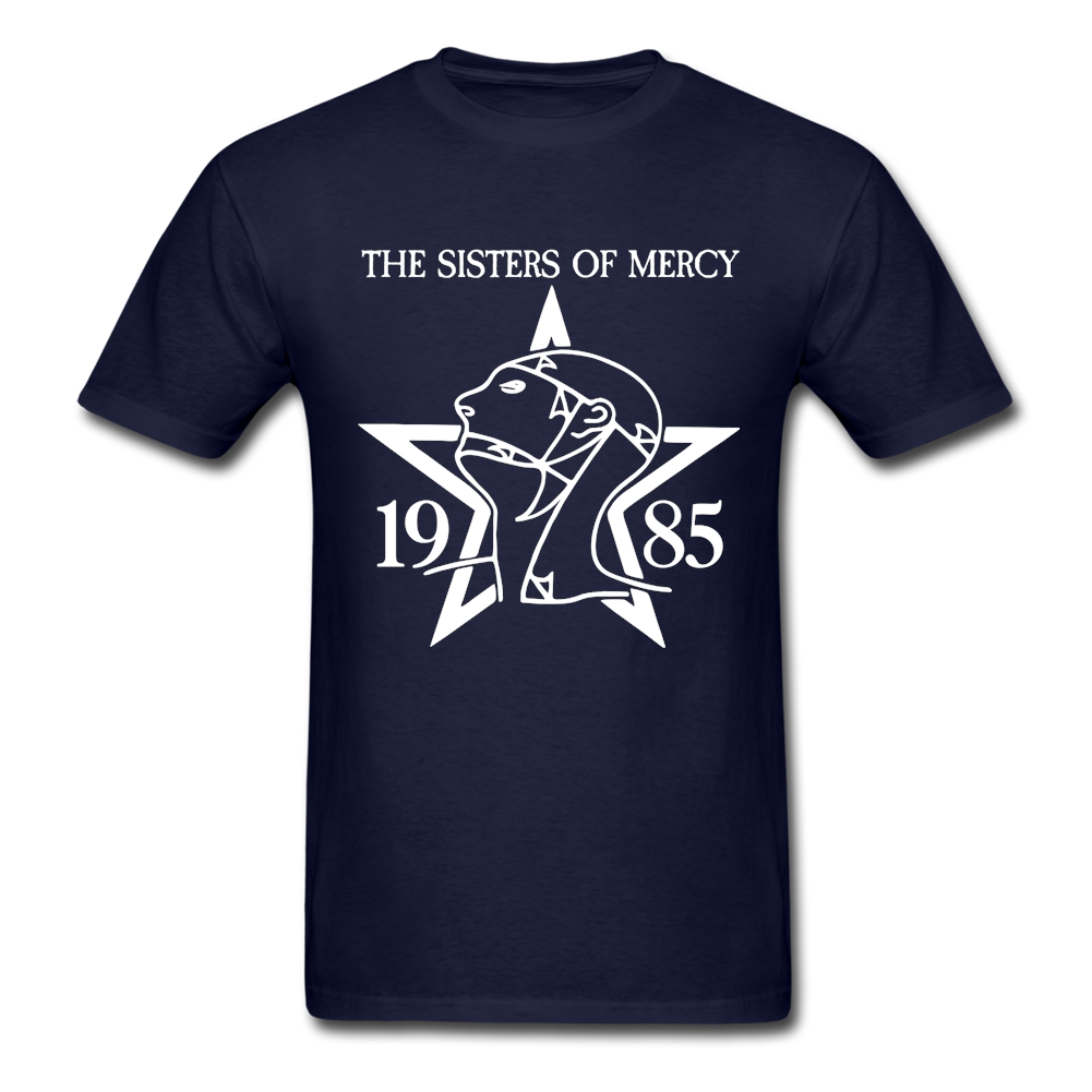 Aliexpress Buy Crewneck Mens Sisters Of Mercy Shirt T Shirt