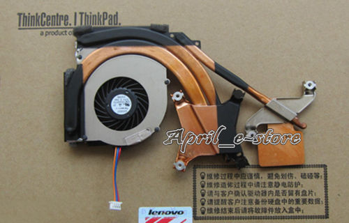 New for IBM Thinkpad T410S cpu fan with heatsink FRU 60Y5145 ,free thermal paste ,Free shipping ! !