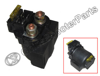 ATV Motorcycle Starter Solenoid Relay For Honda XL600 XL 600 TRANSALP 1989 1990 image