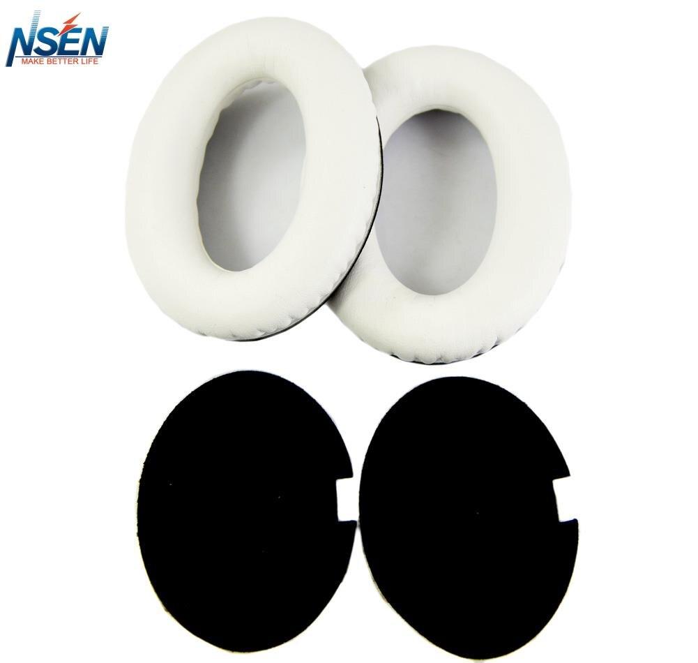 Replacement Memory Foam Ear Pad / Ear Cushion / Ear Cups / Ear Cover / Earpads For Bose QuietComfort 15 QC 2 QC15 Headphone