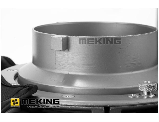 """Meking софтбокс в виде зонта для студийной фотосъемки 60 см x 60 см/2"""" x 24"""" с софтбоксом Bowens Mount для Speedlight Speedlite вспышка свет"""