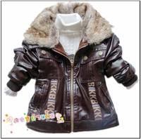 торгово-мальчиков клетку куртка дети Гость типа меховой стоит синуса пальто детская одежда бесплатная доставка