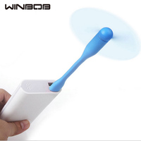 Mini USB Summer Cool Electronic Gadget Portable Mini Fan For Original Xiaomi Power Bank PC Notebook