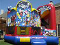 Popular Kids Jumping Castle Inflatable Bounce Slide House for Playground /Outdoor playground for children