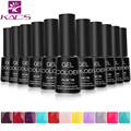 KADS 1PC Gel Polish Nail Gel UV Long Lasting Up to 20 days 7ML Soak off Gel Varnish LED Gel Nail Polish