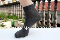 бесплатная доставка! весна и лето мужская свободного покроя мерсеризованной бизнес-носки, тонкий резинка мужской хай-тюбе носки