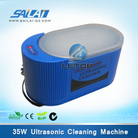 35w ultrasonic dx5 printhead cleaning machine
