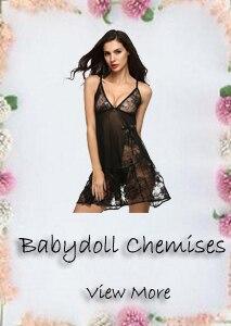 f54bac1ed2197 Avidlove Sexy Women Nightdress Plus Size Sleepwear Summer Backless Lounge  Dress Sexy Lingerie Lace Up Nightgown Strap Mini Dress-in Nightgowns & ...