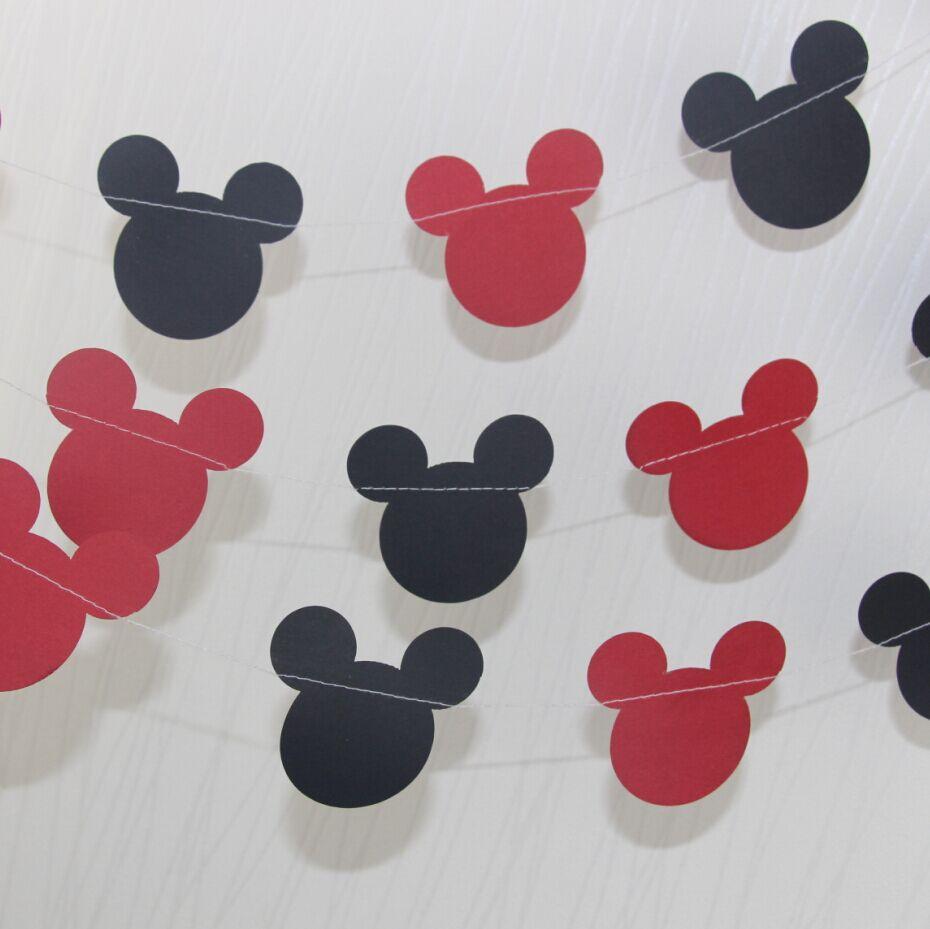 Compra mickey adornos de navidad online al por mayor de for Adornos navidenos mickey mouse