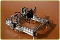 DIY desktop laser engraving machine laser engraving machine laser marking machine cutting plotter 300MW power adjustable