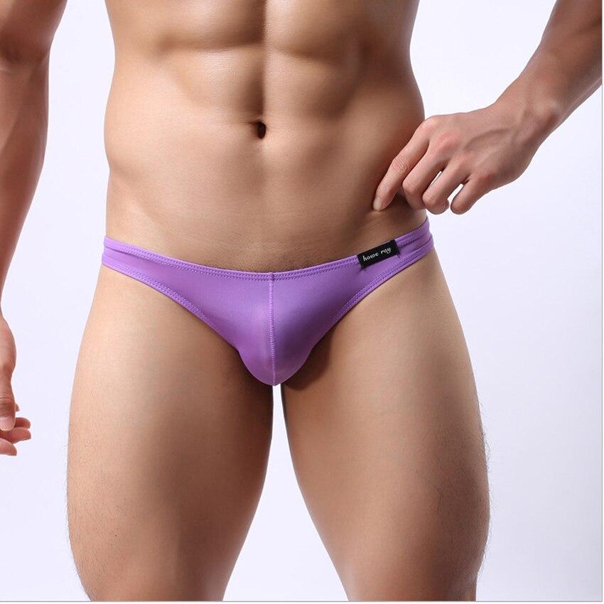 Bikini panties for men