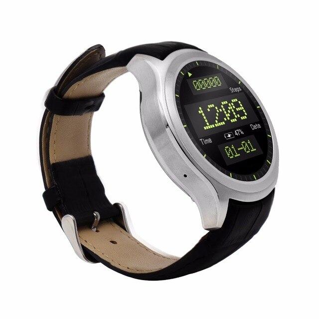 GPS WI-FI Android 5.1 Smart Watch D5 плюс 1 Г/8 Г монитор Сердечного ритма шагомер для huawei apple samsung gear 2 s2 s3 moto 360 Pack
