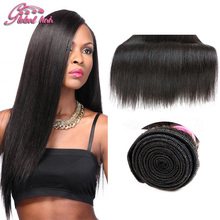 4pcs Smoothing Hair Peruvian Virgin Hair Straight Unprocessed Remy Human Hair long Virgin Peruvian Straight Hair