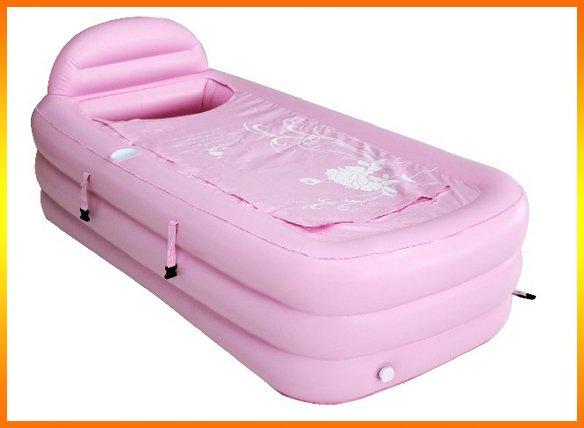 aeproductgetsubject moda pvc mini gonfiabili pieghevole vasca da bagno