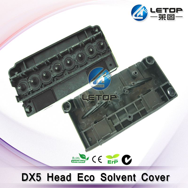 100% Original! Mutoh 1604/Mimaki JV33 inkjet printer eco solvent cover for dx5 printhead new version original non encrypted solvent base oil dx5 printhead for china eco solvent printer
