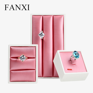 FANXI Fashionable Rose Red Col