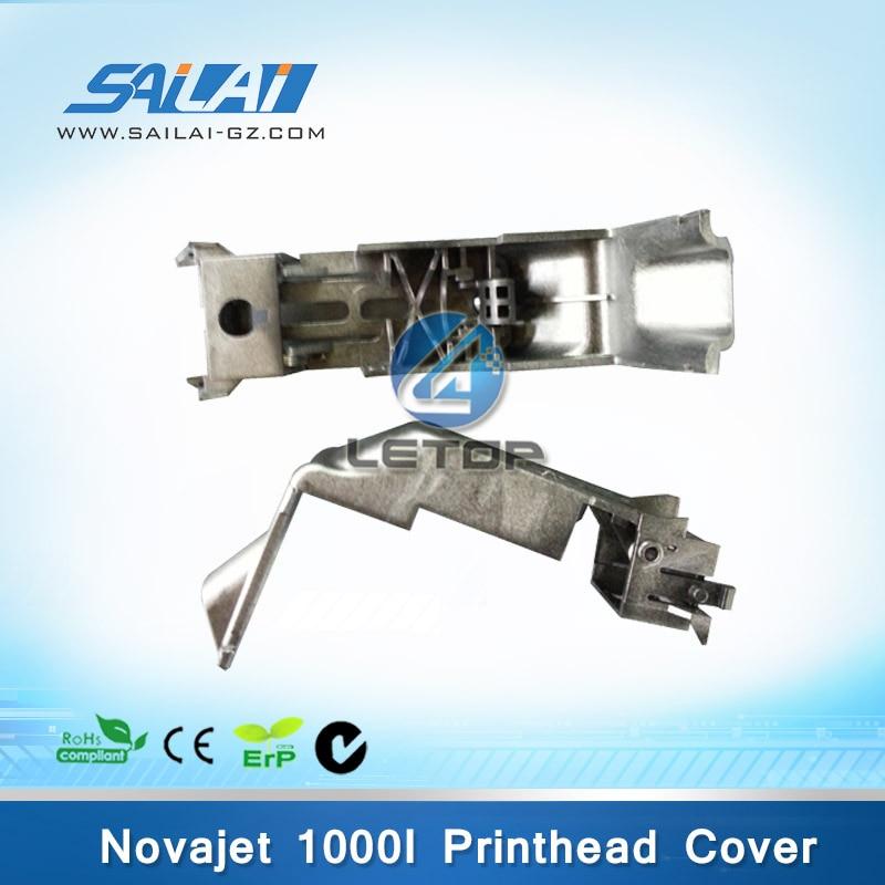 Hot sale! Novajet 1000i 6pcs printhead cover and 6 pcs printhead цена