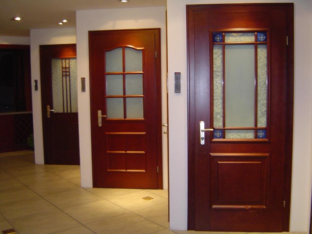 Online buy wholesale grill door designs from china grill for Wooden glass door design