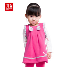 baby girls dresses A line style sleeveless dress girl sweet infant outdoor clothing baby new arrival