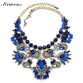 2015  Latest Fine Jewelry Fashion New Arrival Pendants & Necklaces zr Brand Big Luxury Statement Necklace for Women   5116