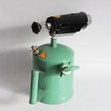 Gasoline flamethrower Torch Jet Burner Welding Burning Iron Heating BBQ Blowtorch Cooking Soldering spray gun