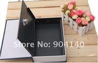 новый бесплатная доставка словарь книга сейф безопасности Али деньги коробка с шкафчик и ключ