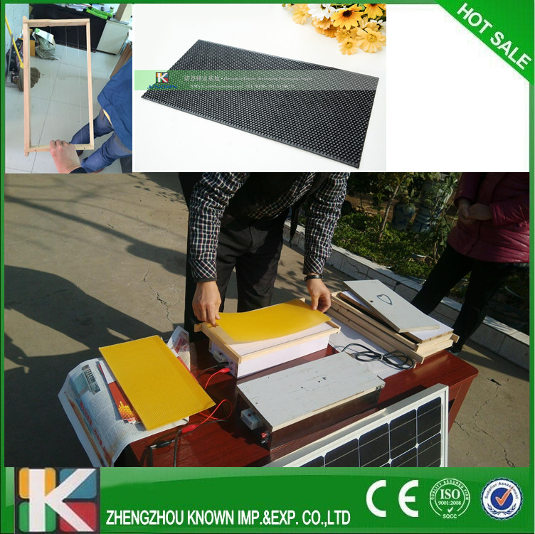 Electric Gear Wire Embedder Beehive Nest Box Burying Tools Electric Heating Device Beekeeping Equipment