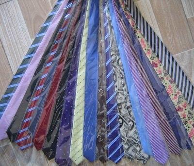 Тонкий тощий галстук Средства ухода за кожей шеи галстук мужской Средства ухода за кожей шеи галстук 12 шт./лот#1756
