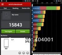Mpie MP707 MTK6582 5.0 512 4 ROM 4.3 8.0MP 3 GPS WIFI