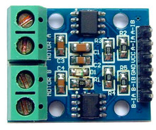 Free Shipping!!! 5pcs L9110 L9110S two / motor drive module /Electronic Component