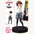 "Anime K-ON! Hirasawa Yui 5th Anniversary Ver. PVC Action Figure Model Toy 7"" 18CM T3108"