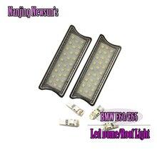 Canbus нет ошибка из светодиодов купола авто из светодиодов интерьер крыша свет / автомобиля лампа для чтения горячая распродажа для BMW E60 E65 с T10 из светодиодов лампы