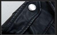 thooo бренды обитель зла классический леон взрыва господа искусственная кожа куртка пальто мотоцикл размер М L хl 2XL Размер 3XL Размер 4xl 5xl замыкают