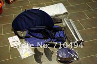 Бесплатные dhl доставка jilong следопыта 1 человек спортивные лодки, надувные байдарки, надувные дрейф каноэ с насоса & весло & насоса и т.д.