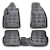 Floor mats for Ford Fiesta 2002 2003 2004 2006 2008 Element NLC1606210 Russia Stock