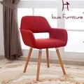 SOLO Euro-sofá estilo Ameican acabamento requintado Não-deslizamento ajustável cadeira de jantar fezes Cadeira minimalista moda criativa