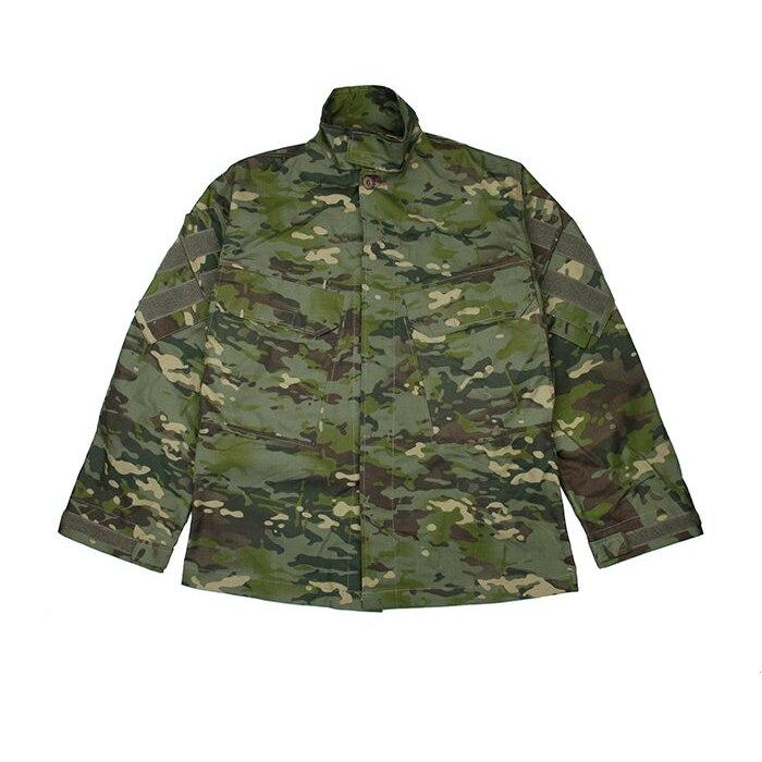 MTP RipStop Tactical Combat Jacket Multicam Tropic ACU tactical Top